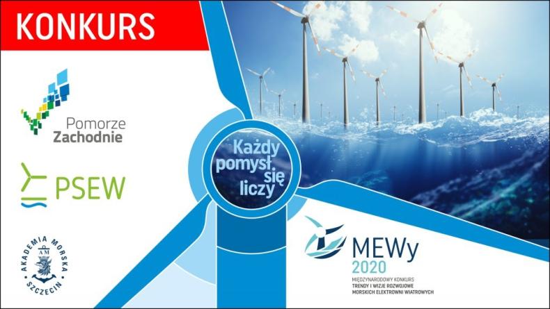 KONKURS MEWy - Masz pomysł na rozwój Morskiej Energetyki Wiatrowej? - GospodarkaMorska.pl