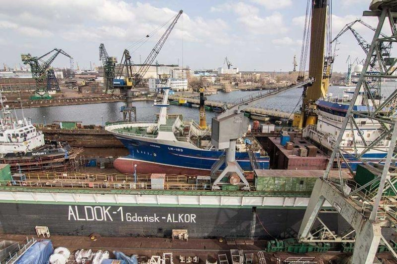 Innowacyjna pływająca platforma dokująca zostanie zbudowana pod nadzorem PRS - GospodarkaMorska.pl