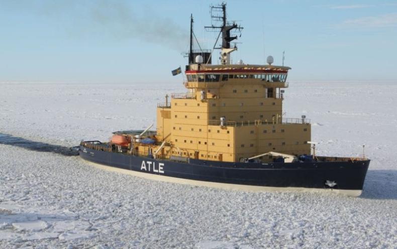 Aker Arctic zaprojektuje nowe lodołamacze dla Finlandii i Szwecji - GospodarkaMorska.pl