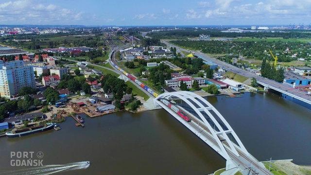 Ruszyła budowa wiaduktu do Portu Gdańsk - GospodarkaMorska.pl