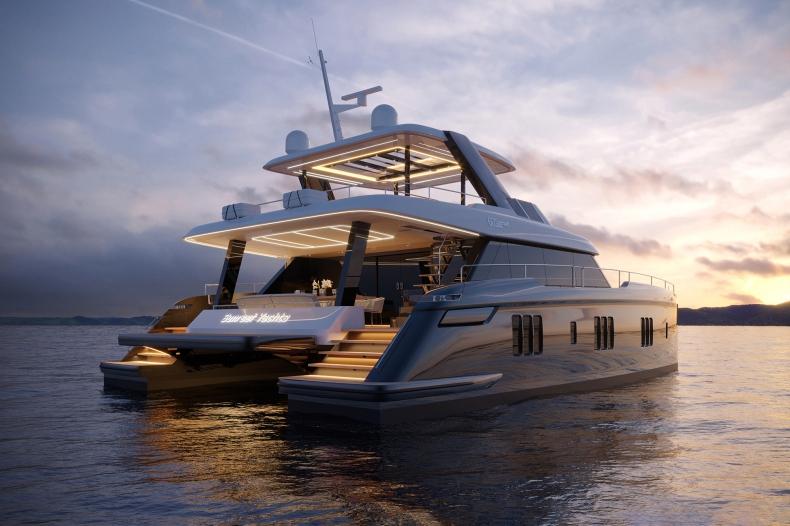 Zwiedź luksusowe jachty Sunreef Yachts! - GospodarkaMorska.pl