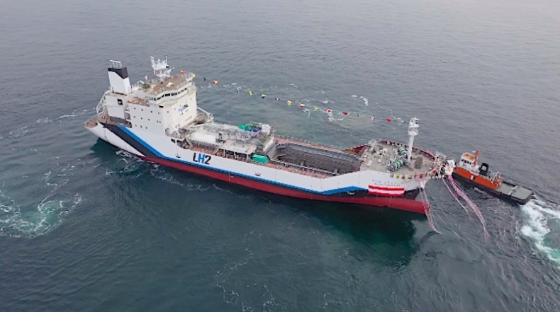 Niemcy zamierzają wykorzystać amoniak w dążeniu do stworzenia zielonego paliwa dla żeglugi - GospodarkaMorska.pl
