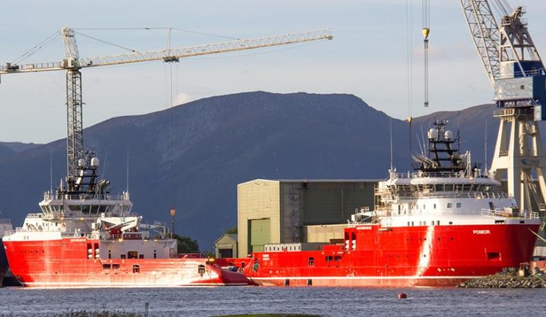 Norweska stocznia zmienia główną działalność z budownictwa na naprawy statków. 100 osób straci pracę - GospodarkaMorska.pl