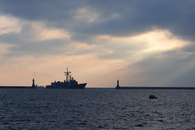 ORP Pułaski w ćwiczeniu ORCA [foto] - GospodarkaMorska.pl