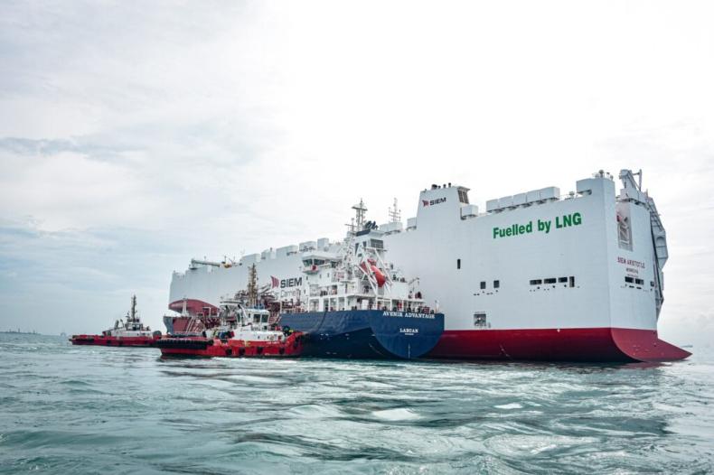 Petronas wchodzi na rynek bunkrowania LNG - GospodarkaMorska.pl