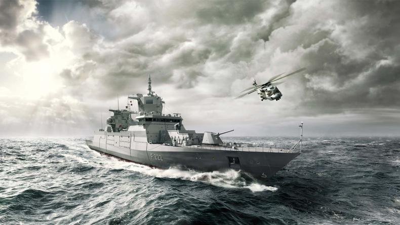 Bułgaria podpisała z Niemcami umowę na dwa okręty wielozadaniowe - GospodarkaMorska.pl