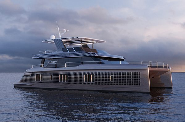 Sunreef Yachts prezentuje 60 Sunreef Power Eco - GospodarkaMorska.pl