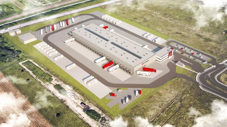 DB Schenker buduje nowoczesny terminal w południowo-wschodniej Polsce - GospodarkaMorska.pl