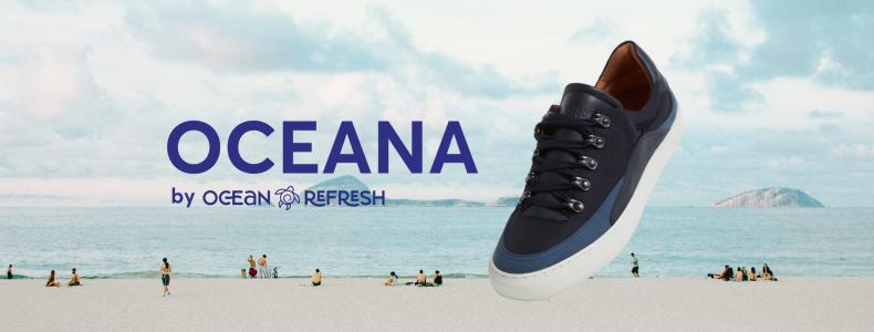 Ocean Refresh stworzy buty z oceanicznych śmieci (wideo) - GospodarkaMorska.pl