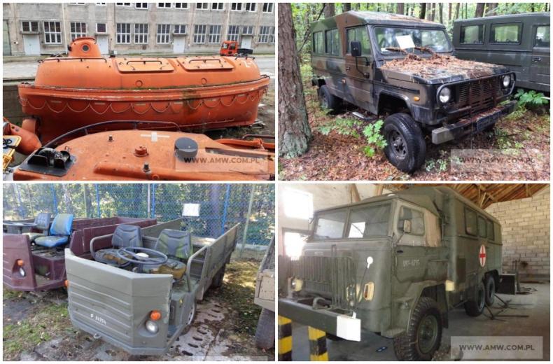 Twoja własna ognioodporna łódź ratunkowa? Wkrótce wojskowy przetarg  - GospodarkaMorska.pl