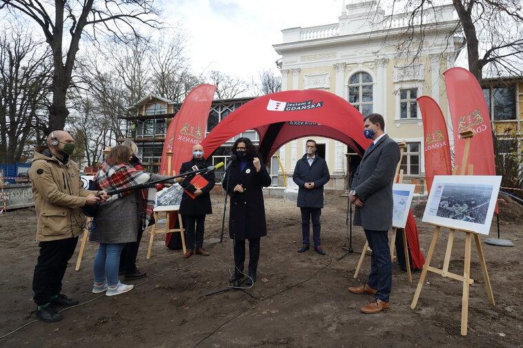 Władze Gdańska przedstawiły wizję zagospodarowania pasa nadmorskiego - GospodarkaMorska.pl