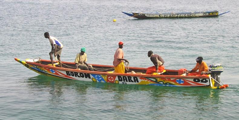 500 rybaków w Senegalu zaraziło się tajemniczą chorobą skóry - GospodarkaMorska.pl