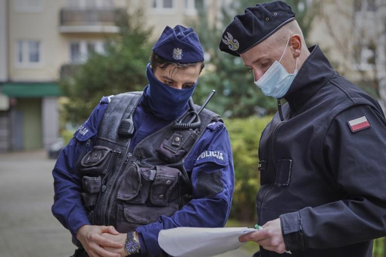 Marynarze pomagają w kontrolowaniu kwarantanny  - GospodarkaMorska.pl