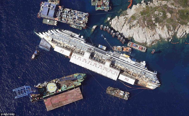 Katastrofa Costa Concordia: co naprawdę się wydarzyło? - GospodarkaMorska.pl