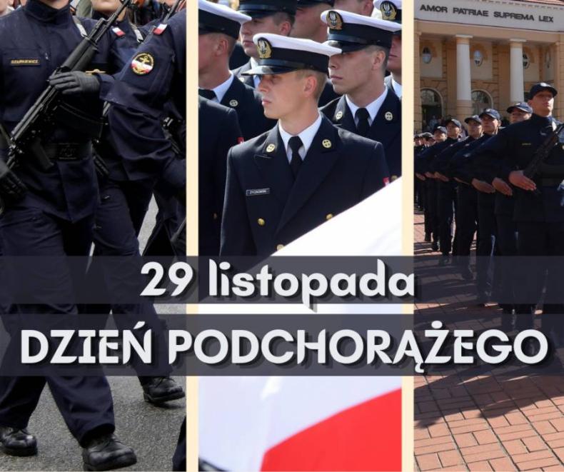 Dzień podchorążego na AMW - GospodarkaMorska.pl
