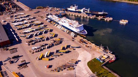 Litewski rząd przygotowuje port w Kłajpedzie do obsługi morskich farm wiatrowych - GospodarkaMorska.pl