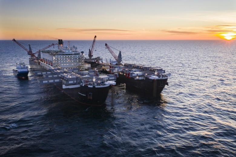 W sobotę może zostać wznowiona budowa gazociągu Nord Stream 2 - GospodarkaMorska.pl