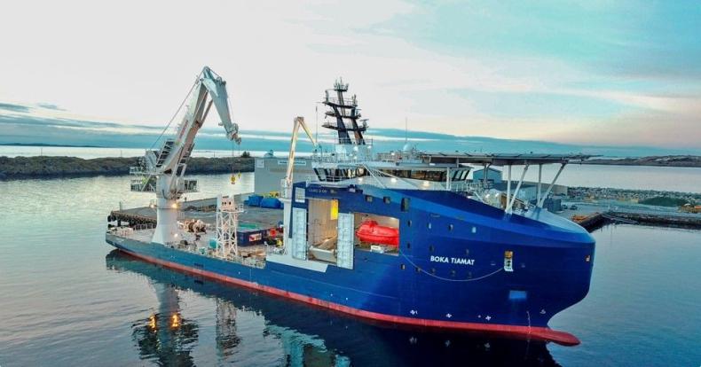 Boskalis powiększył swoją flotę offshore o kolejną jednostkę DP2 - GospodarkaMorska.pl