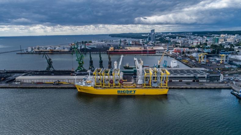 Spliethoff – ekspert w morskich przewozach ładunków ponadgabarytowych - GospodarkaMorska.pl