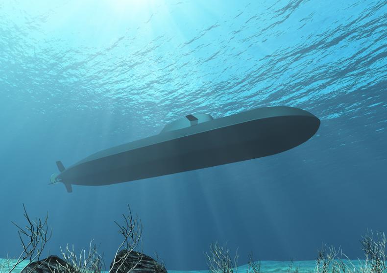 Okręt podwodny typu 212CD wychodzi z cienia [WIDEO] - GospodarkaMorska.pl
