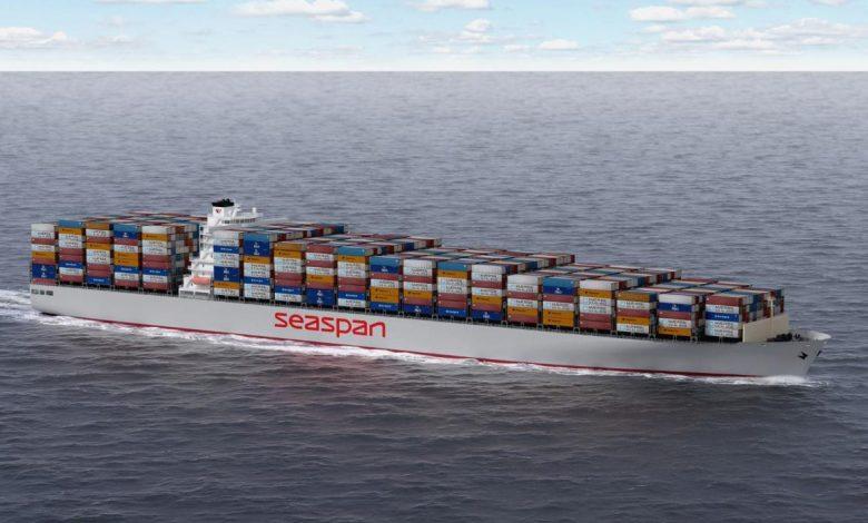 Seaspan zamówił pięć kontenerowców o ładowności 12,200 tys. TEU - GospodarkaMorska.pl