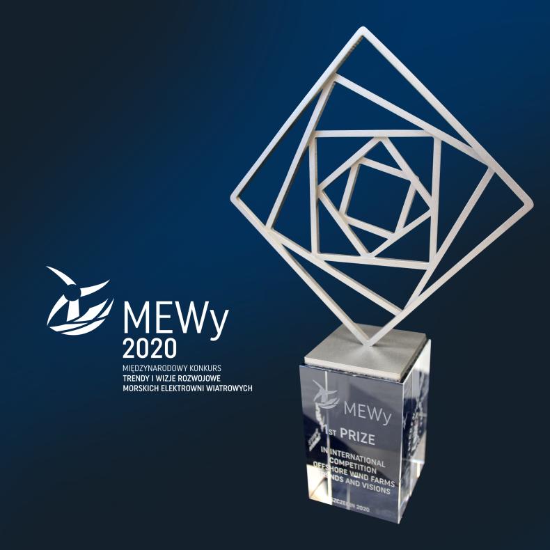 Zwycięzcy Konkursu MEWy - trendy rozwoju Morskiej Energetyki Wiatrowej  - GospodarkaMorska.pl