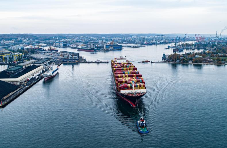 Port Gdynia po raz kolejny w tym roku odnotowuje wzrost przeładunków - GospodarkaMorska.pl