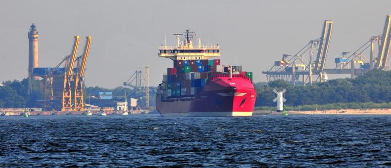 Terminal kontenerowy w Świnoujściu przyjazny środowisku - GospodarkaMorska.pl