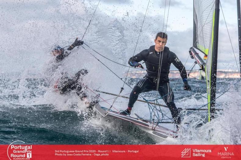 Świetny start polskich żeglarzy w Portugal Grand Prix - GospodarkaMorska.pl