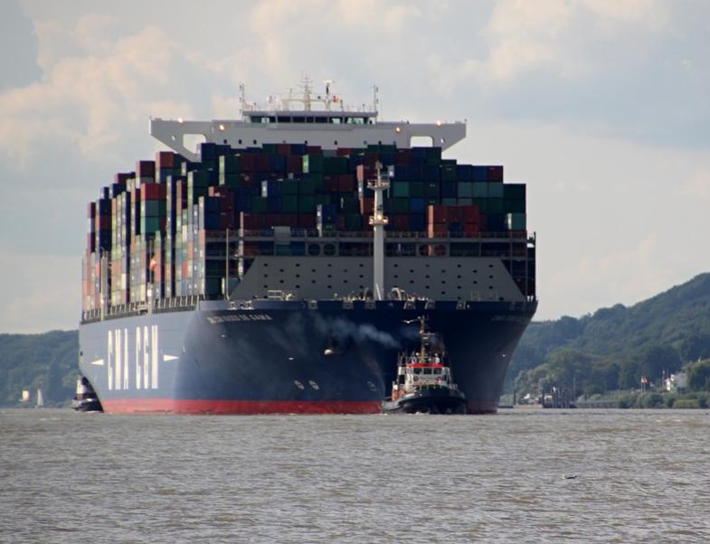 CMA CGM zawiesi dostawy towarów do południowochińskich portów na początku 2021 roku - GospodarkaMorska.pl