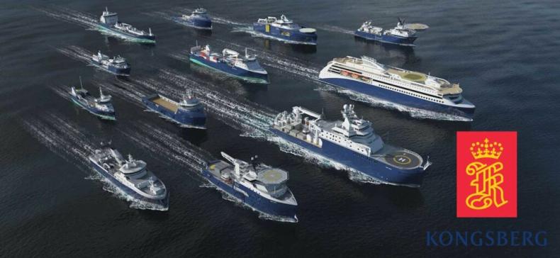 Kongsberg Maritime wybrał Sonihull do dostawy systemów przeciwporostowych - GospodarkaMorska.pl