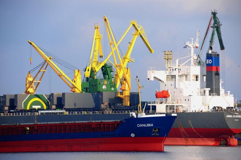 Port Szczecin-Świnoujście przeładował 30-milionową tonę towaru w tym roku - GospodarkaMorska.pl