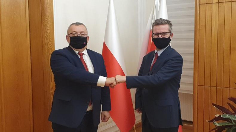 Grzegorz Witkowski wiceministrem infrastruktury - GospodarkaMorska.pl