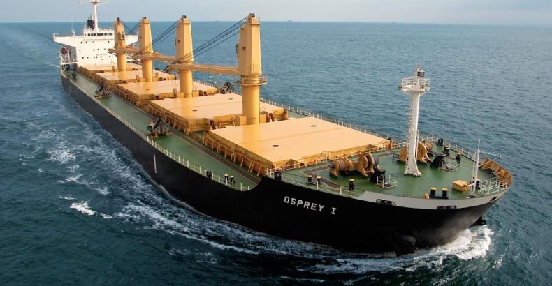 Eagle Bulk dołącza do Sea Cargo Charter - GospodarkaMorska.pl