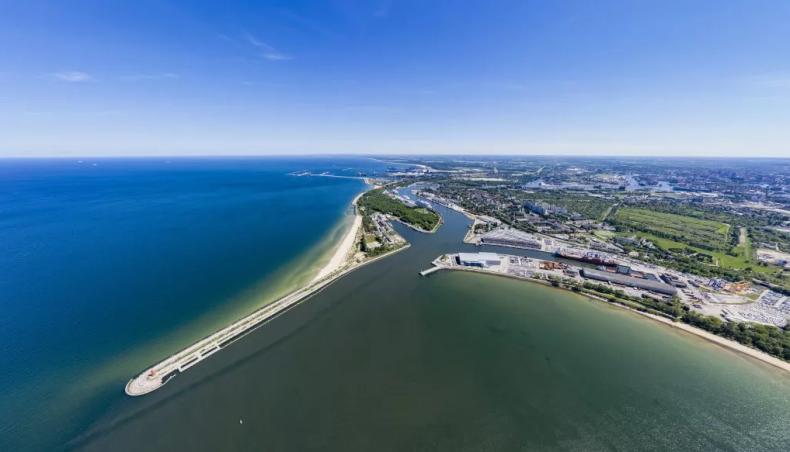 Port Gdańsk: Czas wytężonej pracy i awans do dwudziestki portów europejskich [wideo] - GospodarkaMorska.pl