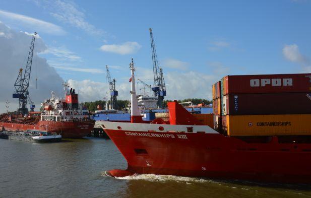 Port Rotterdam szuka nowych korytarzy handlowych do transportu wodoru - GospodarkaMorska.pl