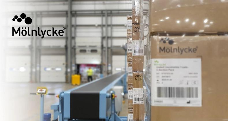 CEVA Logistics operatorem centrum logistycznego Mölnlycke - GospodarkaMorska.pl