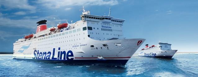 Stena Line ogłasza nowe nazwy statków na linii Nynäshamn - Ventspils - GospodarkaMorska.pl