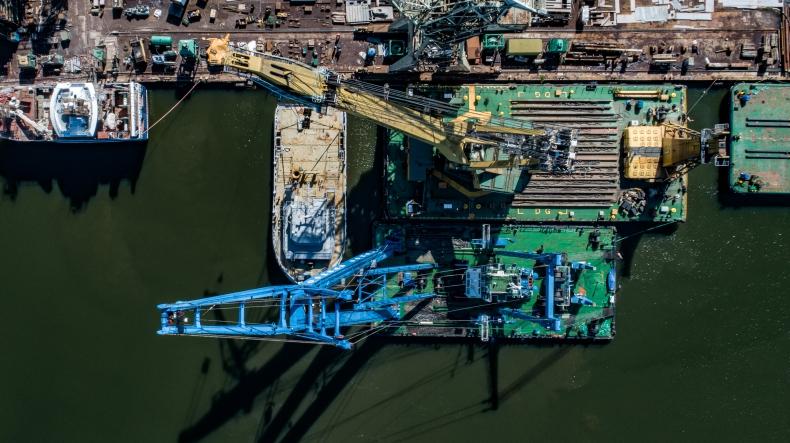 Zamówienia na nowe statki spadły o 50 procent - GospodarkaMorska.pl