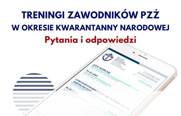 Treningi zawodników PZŻ w okresie kwarantanny narodowej - GospodarkaMorska.pl