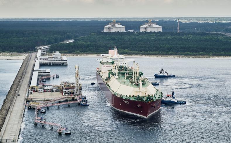 Pierwsza dostawa LNG dla PGNiG do terminalu w Świnoujściu w 2021 roku - GospodarkaMorska.pl