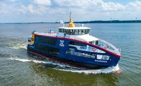Holenderska stocznia zbuduje 3 promy hybrydowe dla niemieckiego armatora - GospodarkaMorska.pl