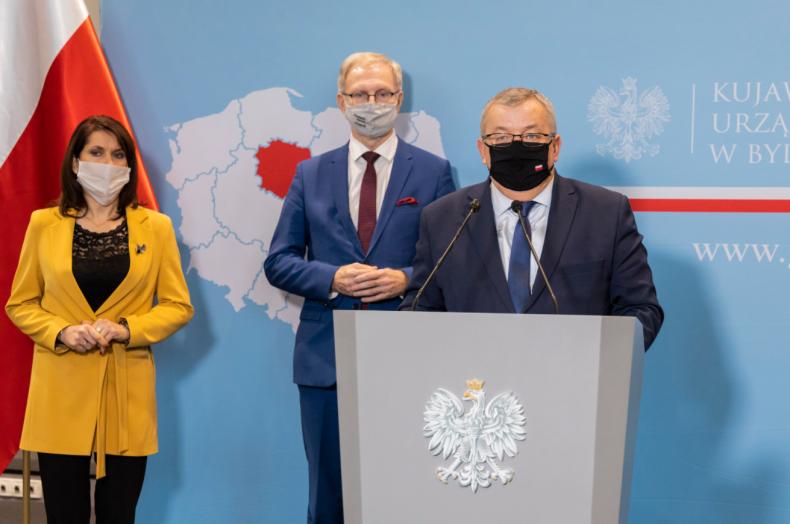 Inwestycje infrastrukturalne w województwie kujawsko-pomorskim  - GospodarkaMorska.pl