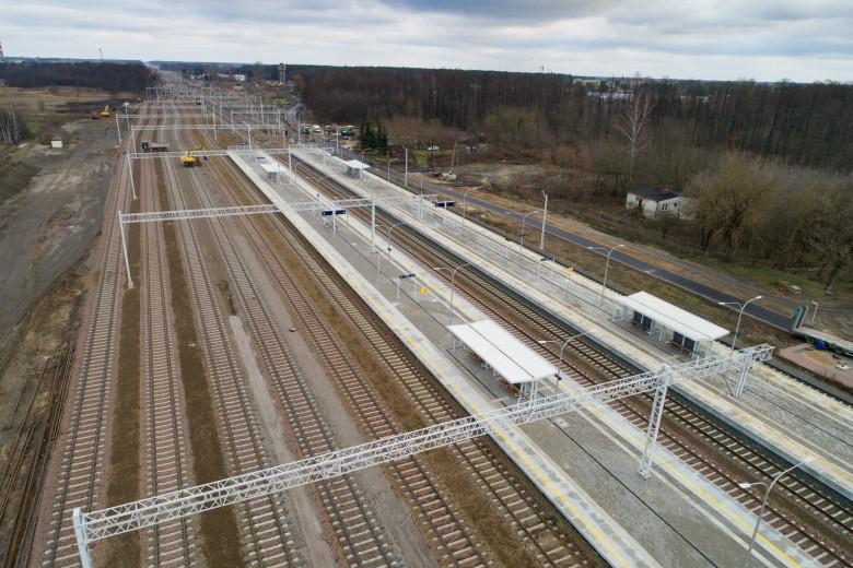 W ramach prac na Rail Baltica ruszyła modernizacja stacji kolejowej Białystok - GospodarkaMorska.pl