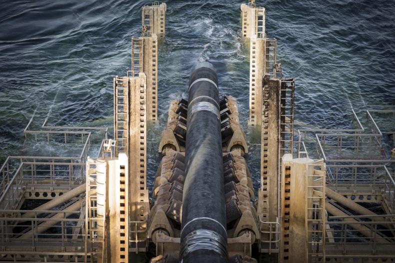 Dania otrzymała grafik dalszej budowy Nord Stream 2 - GospodarkaMorska.pl