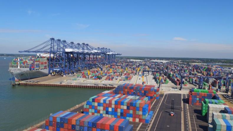 Port Felixstowe testuje sieć 5G - GospodarkaMorska.pl