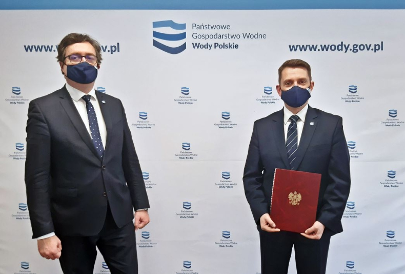 Paweł Rusiecki nowym Zastępcą Prezesa Wód Polskich ds. Zarządzania Środowiskiem Wodnym  - GospodarkaMorska.pl
