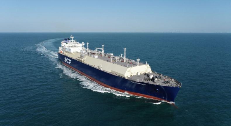 Nowy gazowiec LNG dla Shella dostarczony - GospodarkaMorska.pl