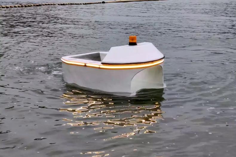 Clearbot przyszłością czystych rzek? - GospodarkaMorska.pl