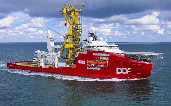 Global Maritime zabezpiecza kontrakt z DOF Management - GospodarkaMorska.pl